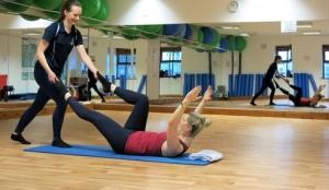 beginners pilates